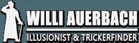 Willi Auerbach – Zauberer & Trickerfinder Logo